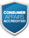 Consumer Affairs Acredited